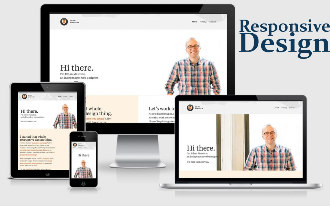 Why Your Site Needs Responsive Design