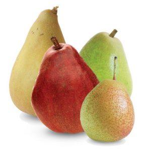 eat pears